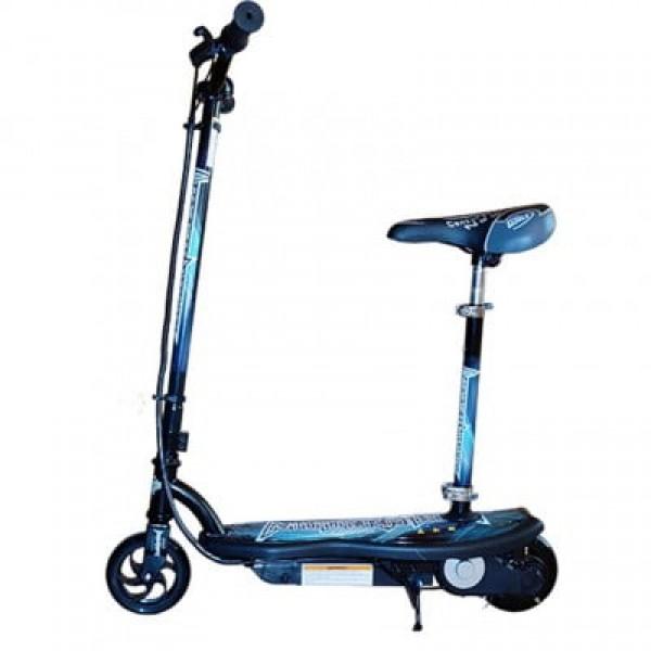 Электрический скутер scooter CD10-S 120W 24V/4,5Ah SLA (с сиденьем)